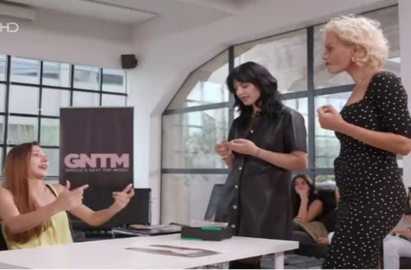 GNTM: ''Κλαψούριζε'' γιατί δεν της έκοψαν τα μαλλιά!  «Δεν θέλω να γίνω κοριτσάκι»!