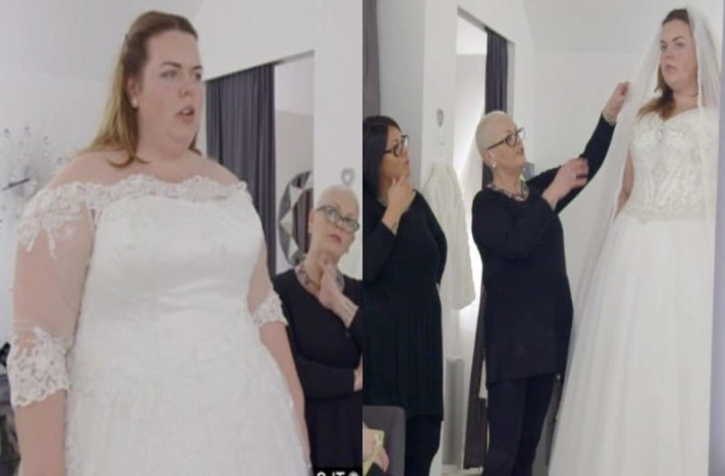 Προσέβαλαν μια γυναίκα σε κατάστημα νυφικών για τα κιλά της αλλά η ιδιοκτήτρια τους έδωσε την καλύτερη απάντηση