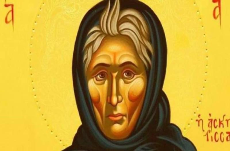 Οσία Σοφία: «Τρίτος πόλεμος θα γίνει, μου είπε η Παναγία»