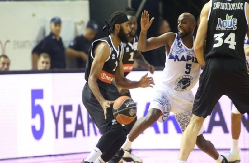 Basket League: «Ξέσπασε» στη Λάρισα ο ΠΑΟΚ! (Video)
