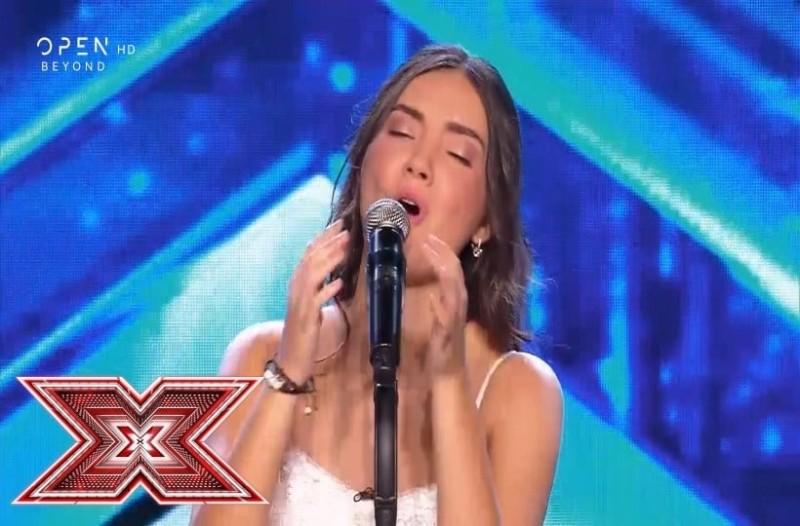 X-factor: Διαγωνιζόμενη πήγε να εντυπωσιάσει τους κριτές αλλά κατάφερε το αντίθετο!