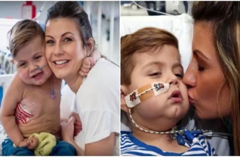 Συγκλονίζει μητέρα δώρισε τα όργανά της για να μπορέσει να ζήσει ο γιος της! (βίντεο - φώτο)
