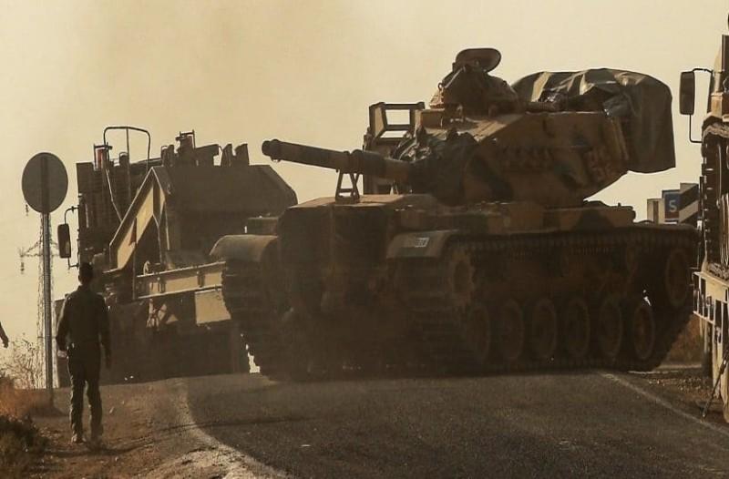 Συρία: Ξεκίνησε η τουρκική επιχείρηση στη πόλη Μάνμπιτζ!