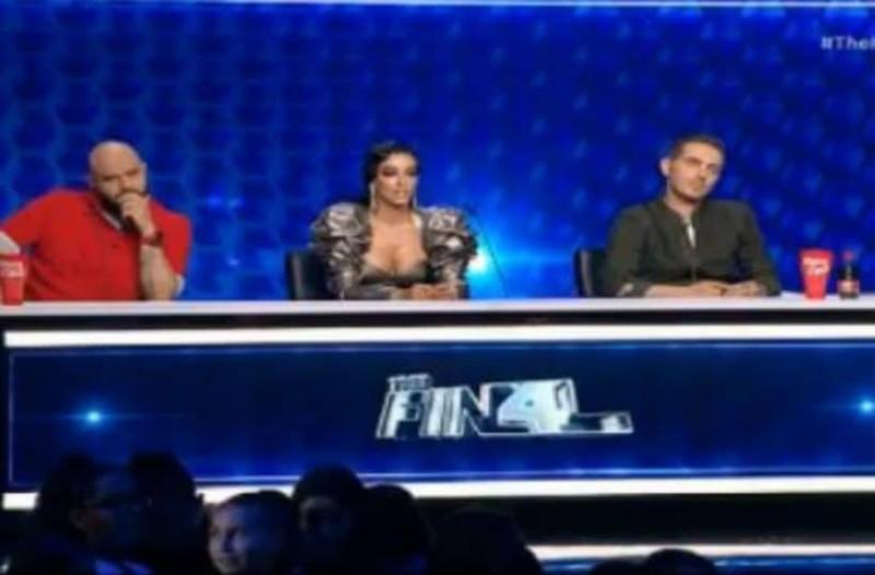 The Final four: Ο διαγωνιζόμενος που μάγεψε τους κριτές και συγκίνησε με το πρόβλημα υγείας του! (Video)