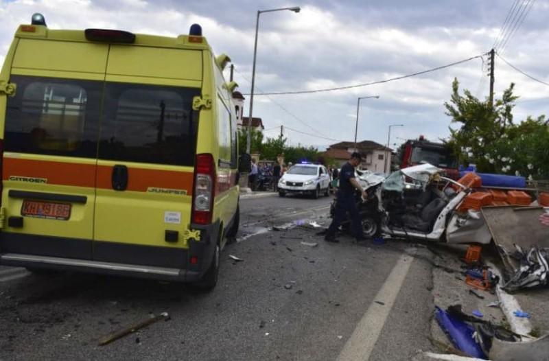Κρήτη: Μια νεκρή και μια τραυματίας από τροχαίο!