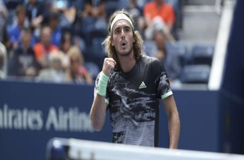Σαρωτικός ο Στέφανος Τσιτσιπάς! Πέρασε στους «4» του China Open! (Video)