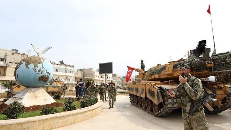 Συρία: Το πυροβολικό της Τουρκίας έπληξε κουρδικές θέσεις ανατολικά της Ταλ Αμπιάντ!