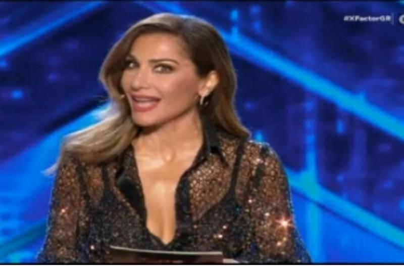 X-Factor: Εντυπωσιακή και λαμπερή πρεμιέρα για την Δέσποινα Βανδή! (Video)