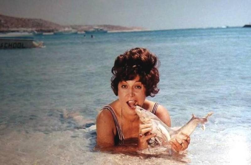 Η Ρένα Βλαχοπούλου ήταν το δεύτερο γυναικείο όνομα σε κασέ, μετά την Αλίκη. Έπαιρνε για μια ταινία…