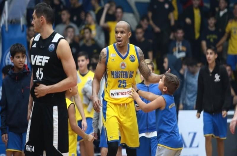 Basketball Champions League: Το Περιστέρι υ-πέταξε τη Ρίγα με 91-83! (Video)