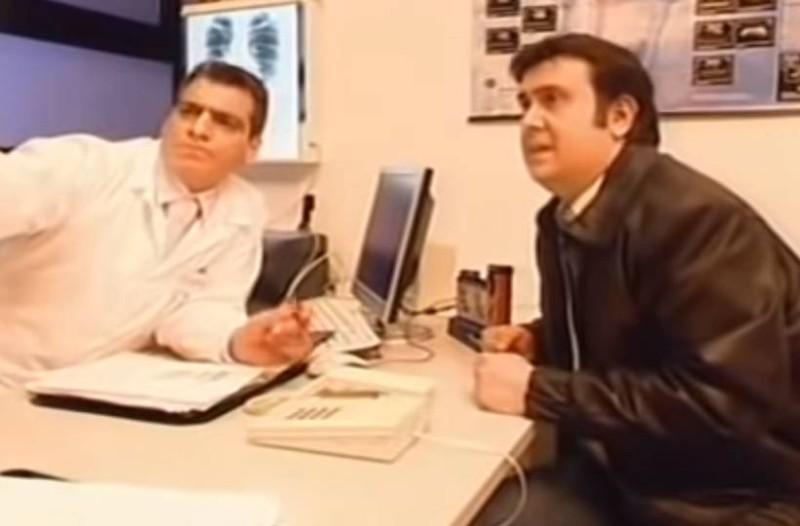 Είδηση σοκ: Πέθανε ο ηθοποιός, Κώστας Ταρπατζής!
