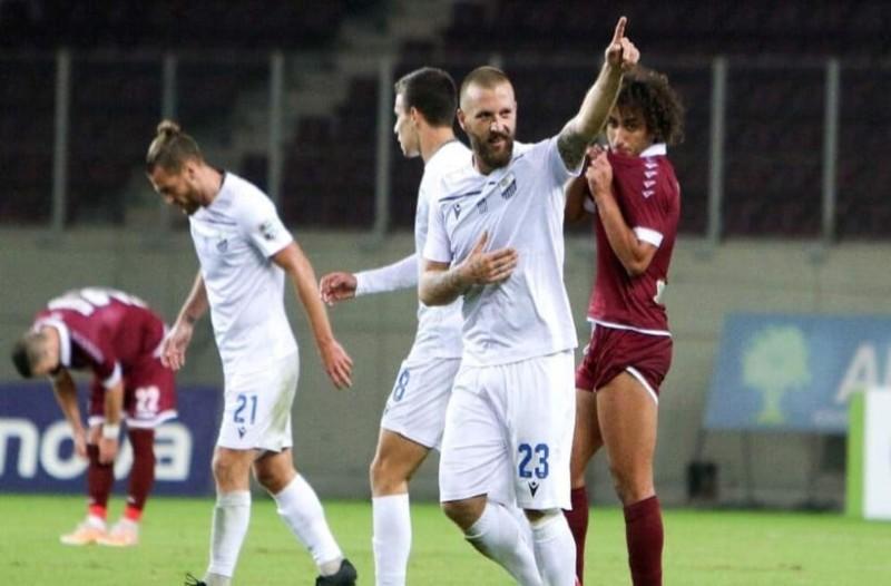 Μεγάλη νίκη για την Λαμία με 0-3!