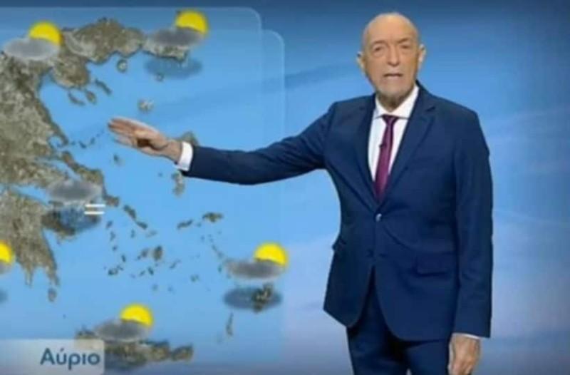 Τάσος Αρνιακός: Βροχές και μπόρες το Σαββατοκύριακο! Ο μετεωρολόγος προειδοποιεί!