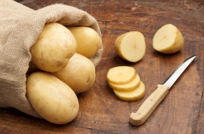 Βάλτε μια πατάτα στα μάτια σας! Μετά την πρώτη φορά θα θέλετε να το κάνετε συνέχεια!