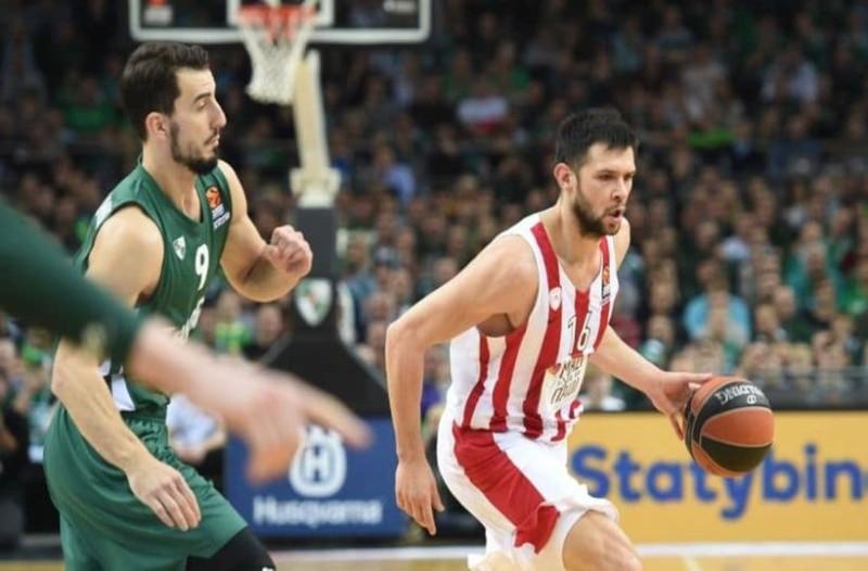 Euroleague: Νίκη «ανάσα» κόντρα στη Ζαλγκίρις ψάχνει ο Ολυμπιακός!