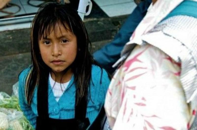 Δεκάχρονη από το Μεξικό έγινε μητέρα!