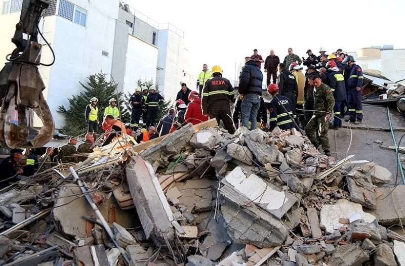 Σεισμός στην Αλβανία: Στην Θεσσαλονίκη μεταφέρονται οι τραυματίες!