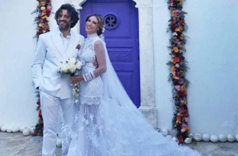 Αθηνά Οικονομάκου - Φίλιππος Μιχόπουλος: Το περιστατικό στο γάμο τους που «θάφτηκε» από όλους!