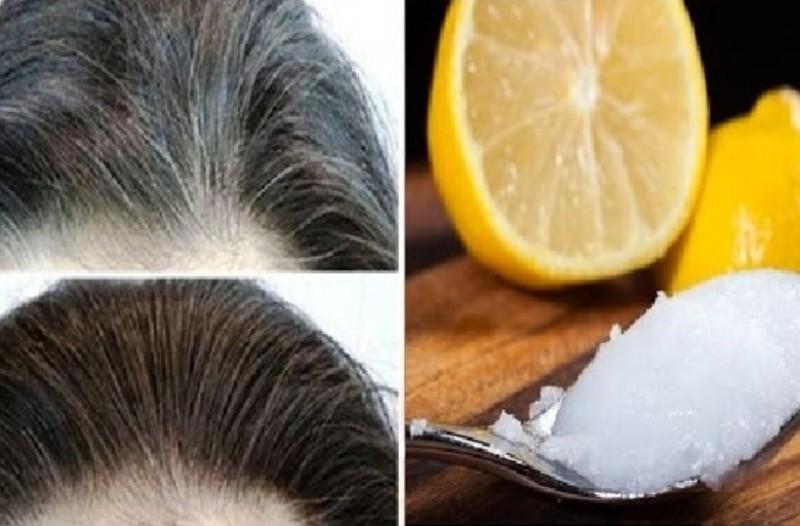 Εξαφανίστε τις άσπρες τρίχες και επαναφέρετε τα μαλλιά σας στο φυσικό τους χρώμα, με αυτήν την καταπληκτική συνταγή!