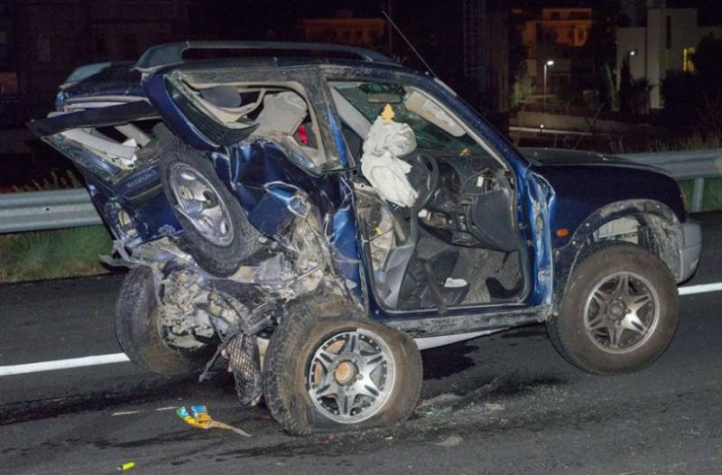 Φονικό τροχαίο: Νεκρός 27χρονος οδηγός!