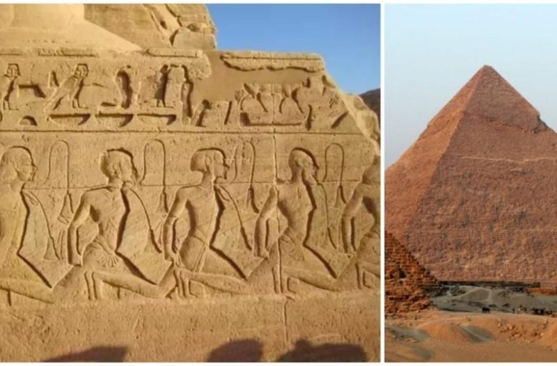 Απίστευτο: Αρχαιολόγοι έλυσαν το μυστήριο των πυραμίδων!