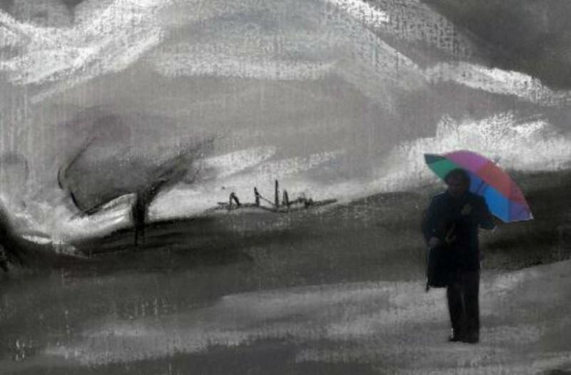 Έκθεση Ζωγραφικής: Λουδοβίκος των Ανωγείων στο Black duck!
