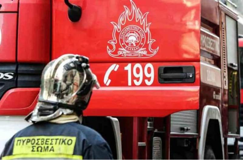 Συναγερμός στη Θεσσαλονίκη: Φωτιά σε ταβέρνα!