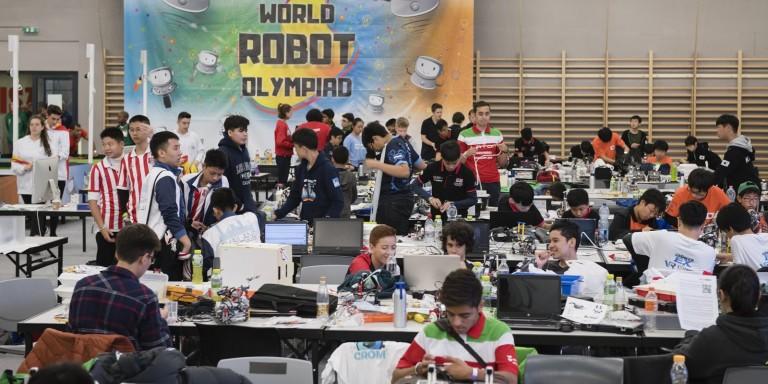 Ολυμπιάδα Εκπαιδευτικής Ρομποτικής 2019!