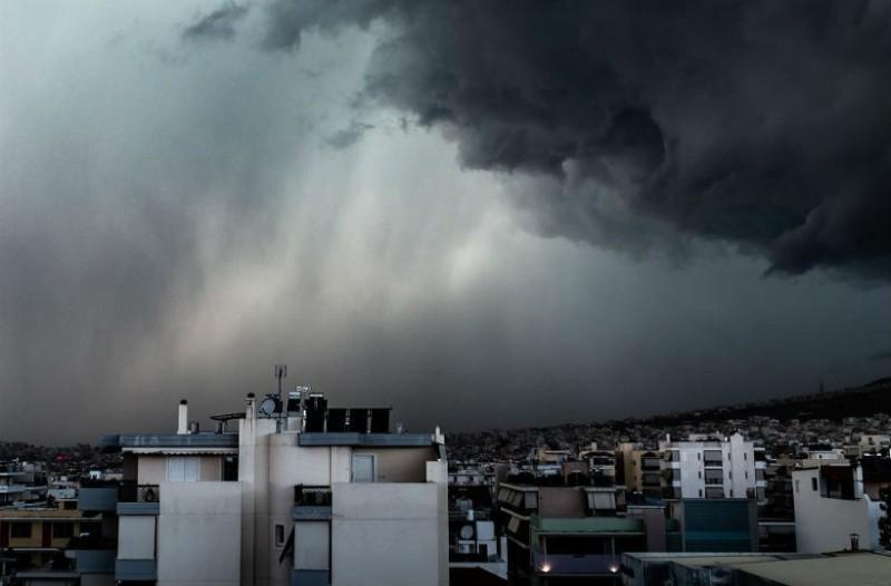 Επιδείνωση του καιρού σήμερα με βροχές και καταιγίδες!