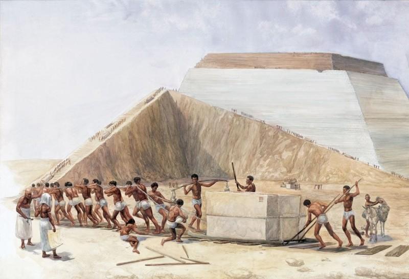 Πυραμίδες -Αίγυπτος