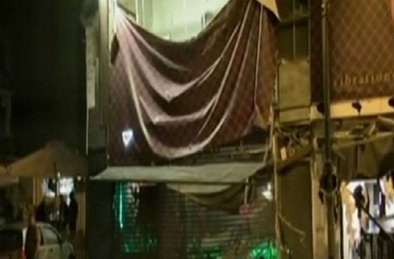 Έκρηξη σε κατάστημα στην Ιερά Οδό! (Video)