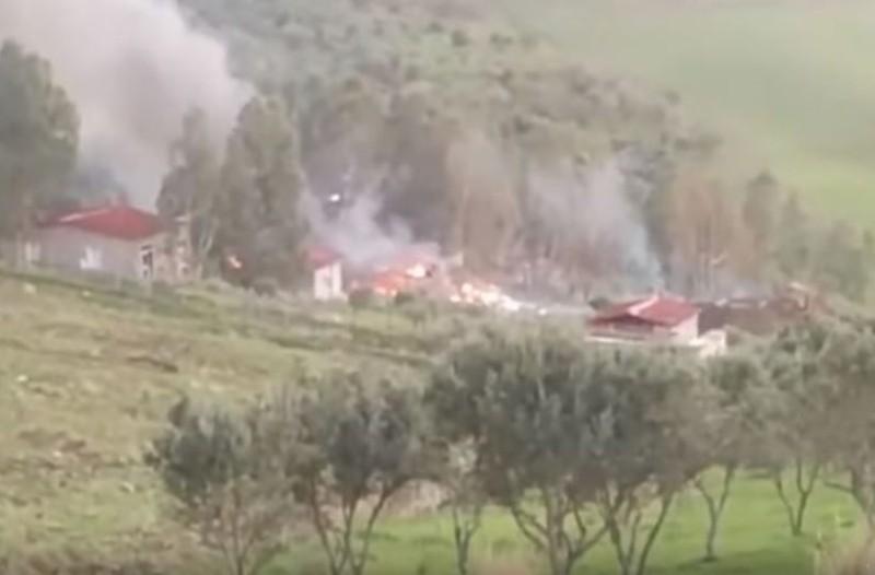 Τραγωδία στην Ιταλία: 5 νεκροί από έκρηξη σε βιοτεχνία πυροτεχνημάτων! (Video)