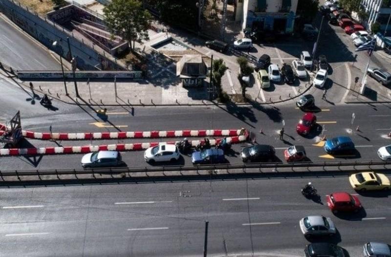 Ξεκινούν έργα στο κέντρο της Αθήνας!  Σε ποιες περιοχές θα γίνει διακοπή κυκλοφορίας;