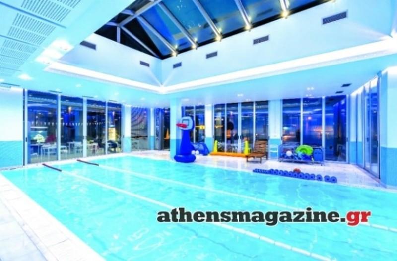 Διαγωνισμός Blue Waters: 5 νικητές θα πάρουν από 1 μηνιαία συνδρομή για ελεύθερη κολύμβηση ή aqua aerobic!