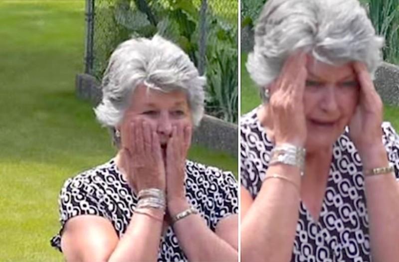 Όταν η γιαγιά της είδε την εγγονή της ξέσπασε...Ο λόγος; Θα σας συγκινήσει! (Video)