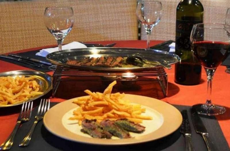 L' Entrecôte, Cafe de Paris: Αυθεντική γαλλική κουζίνα στο Κολωνάκι!