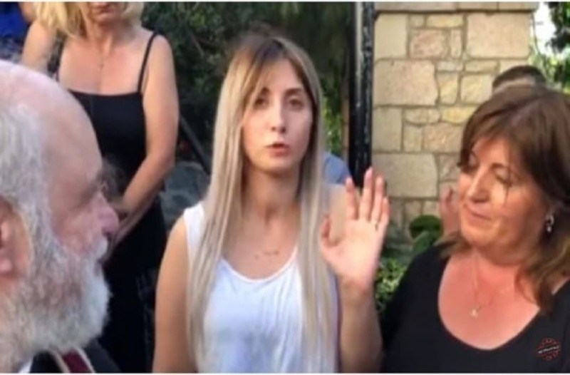 Η 30χρονη Βαρβάρα που «νεκραναστήθηκε» όταν διαβάστηκε με το θαυματουργό σταυρό