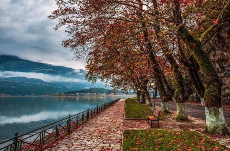Η φωτογραφία της ημέρας: Καλημέρα σε όλους από τα όμορφα Ιωάννινα!