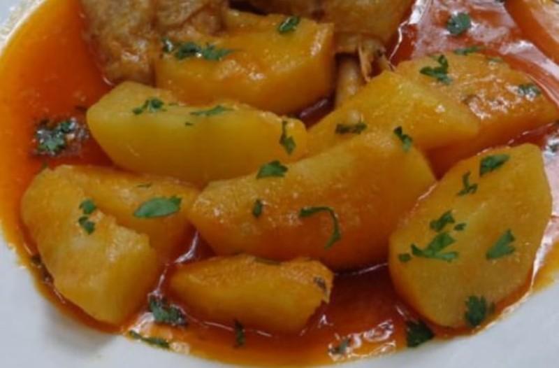 Πατάτες- καρτοφλίν: Μια ποντιακή συνταγή!