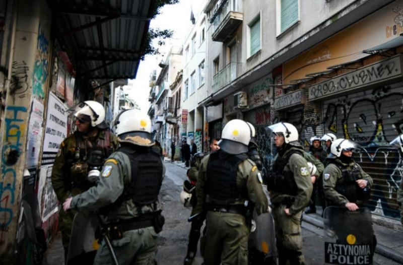 Χρυσοχοΐδης: Απελευθερώστε τα υπό κατάληψη κτήρια της Αθήνας!