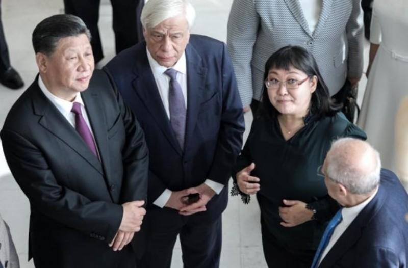 Κινέζος Πρόεδρος: Θα βοηθήσει στην επιστροφή των Γλυπτών του Παρθενώνα στην Ελλάδα!