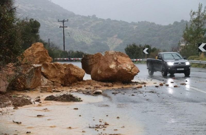 Η Πυροσβεστική προειδοποιεί για τα ακραία καιρικά φαινόμενα που θα πλήξουν την Κρήτη!