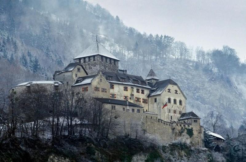 Η φωτογραφία της ημέρας: Στο μαγευτικό Λιχτενστάιν!