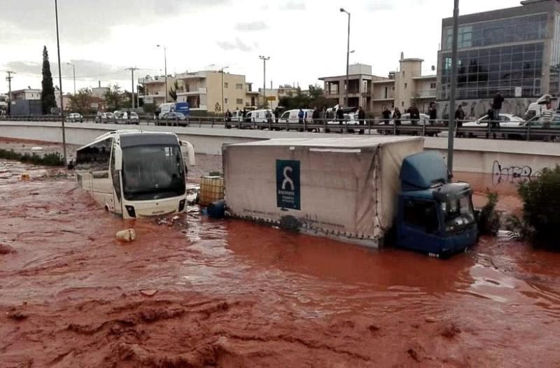 Στις 24 Ιανουαρίου θα γίνει η δίκη για τις φονικές πλημμύρες της Μάνδρας!