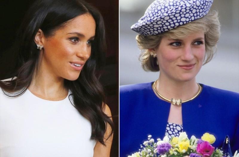 Θλίψη για την Μέγκαν Μαρκλ! Έπεσε στην ίδια παγίδα με την πριγκίπισσα Νταϊάνα!