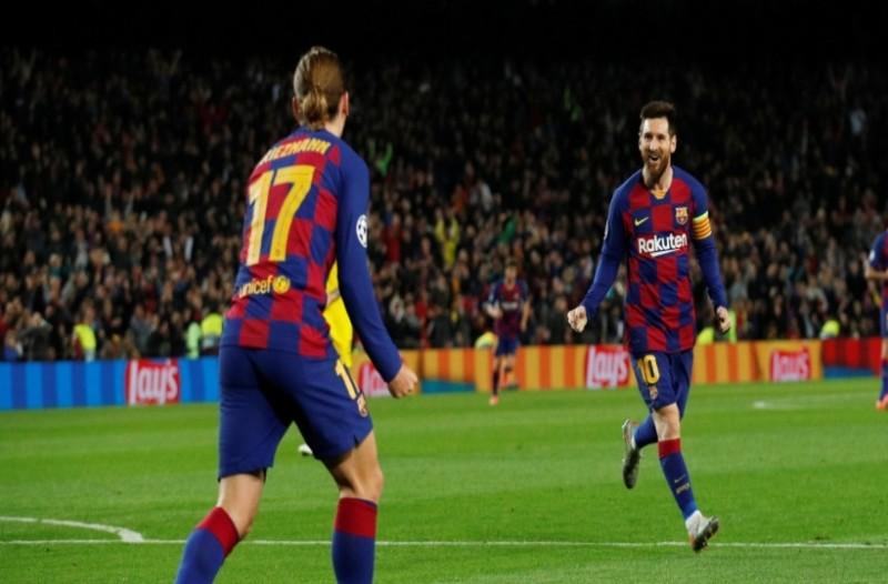 Champions League: «Φρένο» για Λίβερπουλ, εύκολα η Μπαρτσελόνα! Απολαύστε όλα τα γκολ! (Video)