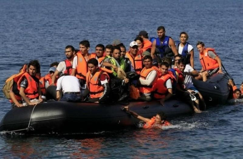 Εντοπίστηκαν 40 μετανάστες ανοιχτά της Κω!