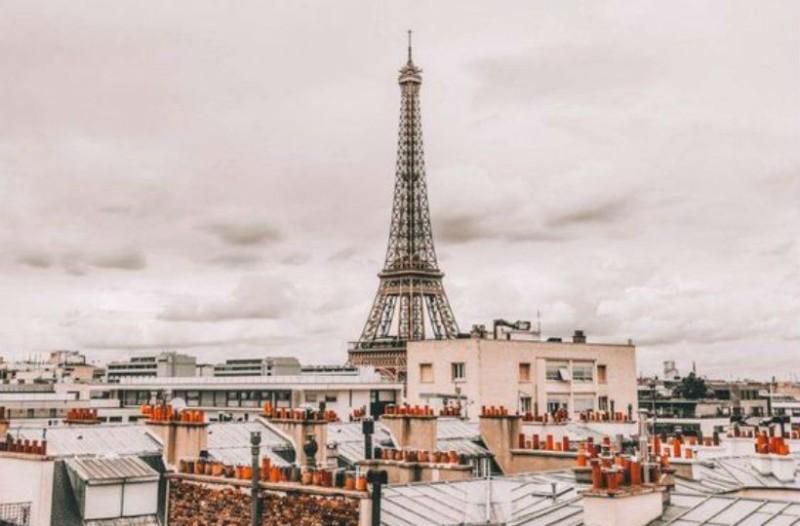 Η φωτογραφία της ημέρας: Παρίσι! Η μαγευτική