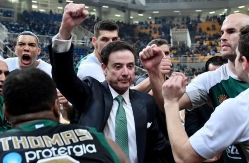 Παναθηναϊκός-Μπασκόνια 100-68: Σάρωσε το τριφύλλι στην πρεμιέρα του Πιτίνο!