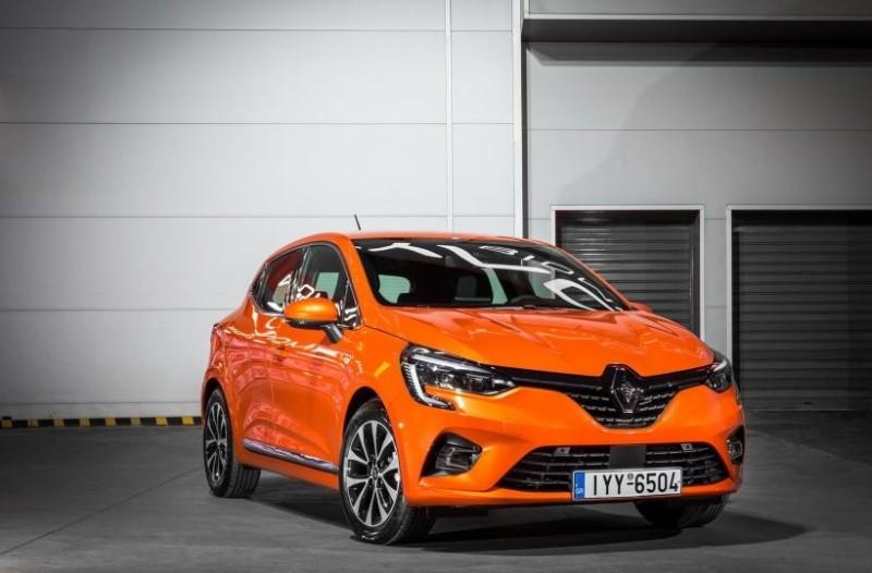 Το bestseller Αll–new Renault CLIO θα το βρείτε στην Έκθεση Αυτοκίνηση 2019!